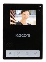 Kocom KCV-434SD (Black)