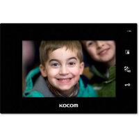 Kocom KCV-A374SD (Black)